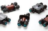 THA型 防水中継ボックス [3P・5P・8P・3WP・4WP・3LP]タカチ電機