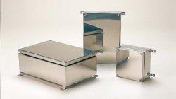 画像1: SLB型開閉式防水・防塵ステンレスボックス