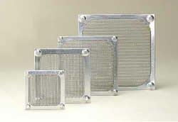 画像1: EMF型シールドファンフィルター